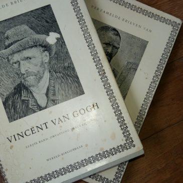 Voorlezers lezen brieffragmenten Vincent